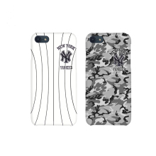 High quality New York Yankees NYY 3D baseball team hard plastic cover case for iphone 6 S 6S plus 7 7Plus phone cases coque capa(China)