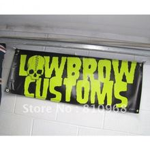 outdoor banner, advertising banners, PVC banners with grommets