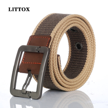 LITTOX Tactical Belt Military Belt Women & Men Cinto Cinturon Hombre Men Belts Designer Belts Men High Quality Unisex