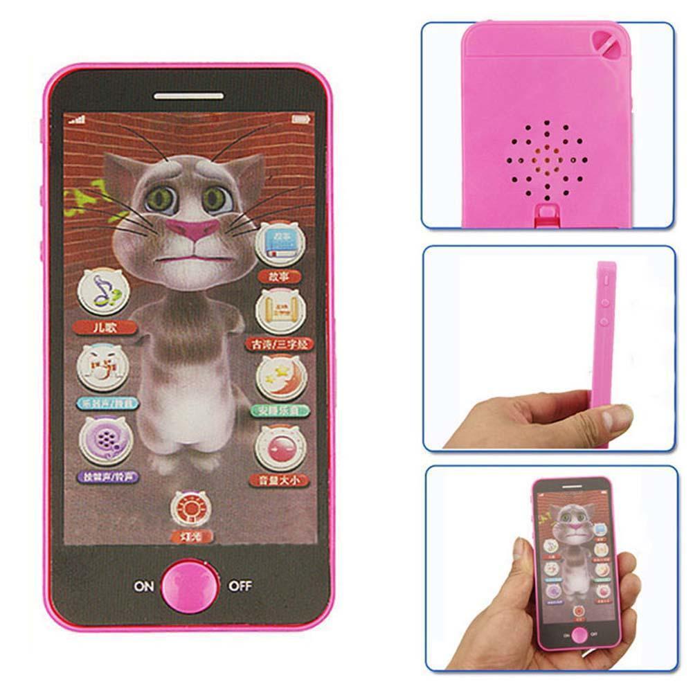Как сделать игрушечный телефон своими руками сенсорный 98