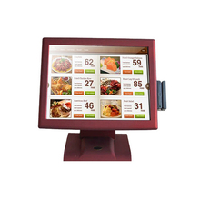 2119 15 Inch Touch Screen Cash Register Touch A Supermarket Cash Register Cash Register Scanner Cash Box Printer Set