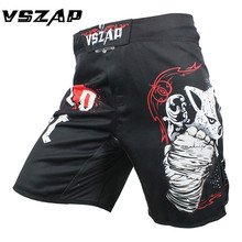 VSZAP MMA Fight Shorts Kick Boxing Cage pantaloncini mma muay thai Grappling shorts Training pants