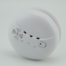 High sensitivity Wireless Photoelectric Smoke Detector High Sensitive Stable Fire Alarm Sensor Monitor for Home Security
