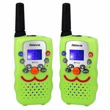 Walkie Talkie RT32 Toy PMR446 8/22CH UHF Transceiver VOX Scan Call Alarm Monitor LED Flashlight Radio A9113