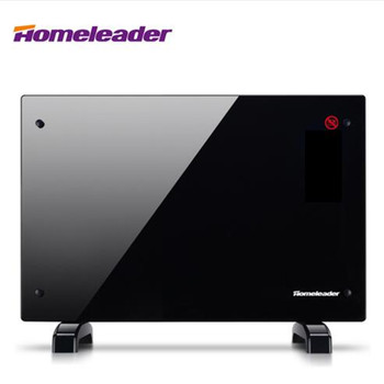 Homeleader Household Electrical Heater Portable Freestanding Panel Heater High Quality Heater Waterproof Electric Heater GHB-20A