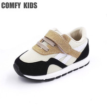 Buy COMFY KIDS 2018 Fashion Casual Child Sneakers Shoes Baby Toddler Shoes Flat Wish Breathable Kids Boys Sneakers Girls Sports for $8.91 in AliExpress store