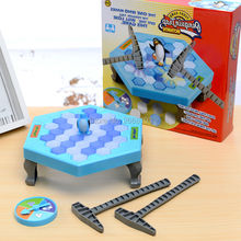 MAYLEGO Save The Penguin Ice Breaking Great Family Funny Desktop Game Kid Toy Gifts Who Make The Penguin Fall Off Lose This Game