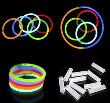 Glow Neon Flash Light Sticks with Connectors Party Supplies Light-Up Toys(China)