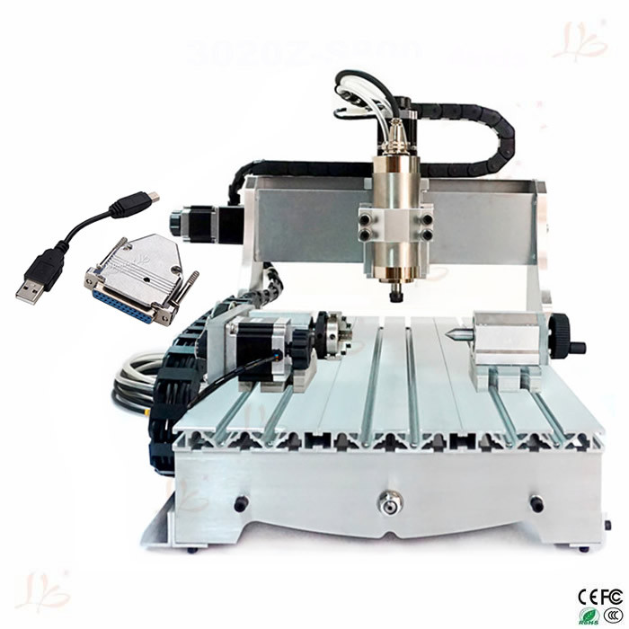 CNC 6040 Z-S800 4axis (9)