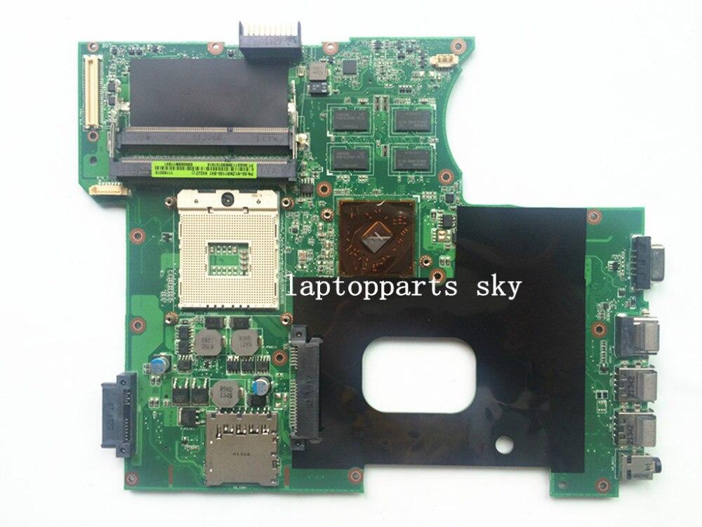 For ASUS laptop motherboard  K42JR REV:4.1 DDR3 intel 60-N1YMB1100-B12 fit for K42je k42jz k42jb k42jy fully tested working good<br><br>Aliexpress