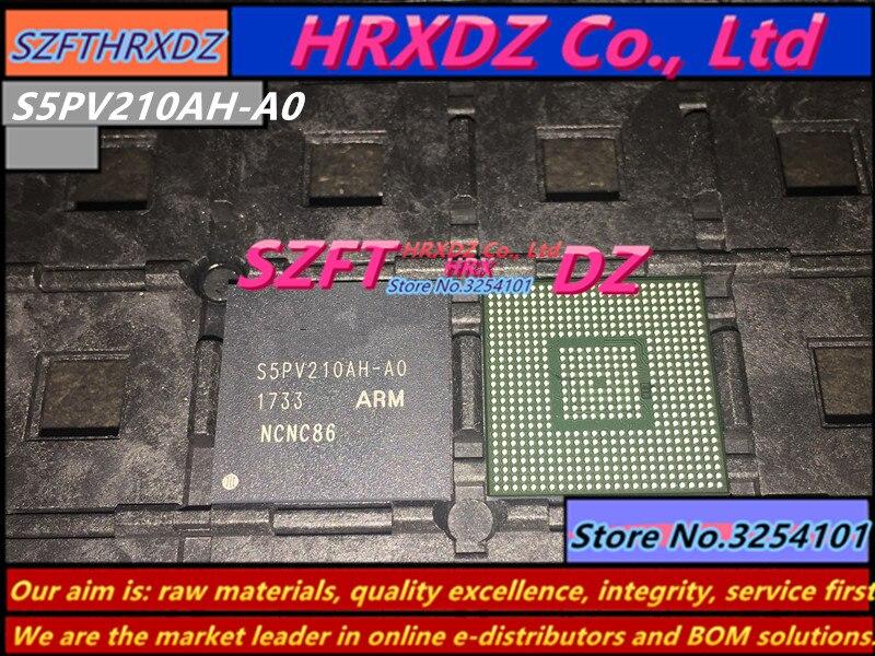 SZFTHRXDZ    100% new original S5PV210AH-A0 S5PV210 BGA<br>