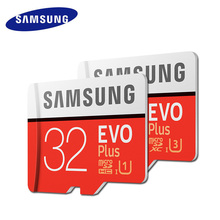 Buy SAMSUNG EVO Plus MicroSD Memory Card 32GB Class10 microSDHC U1 UHS-I C10 TF Card 4K HD Adapter Smartphone Tablet etc for $12.72 in AliExpress store