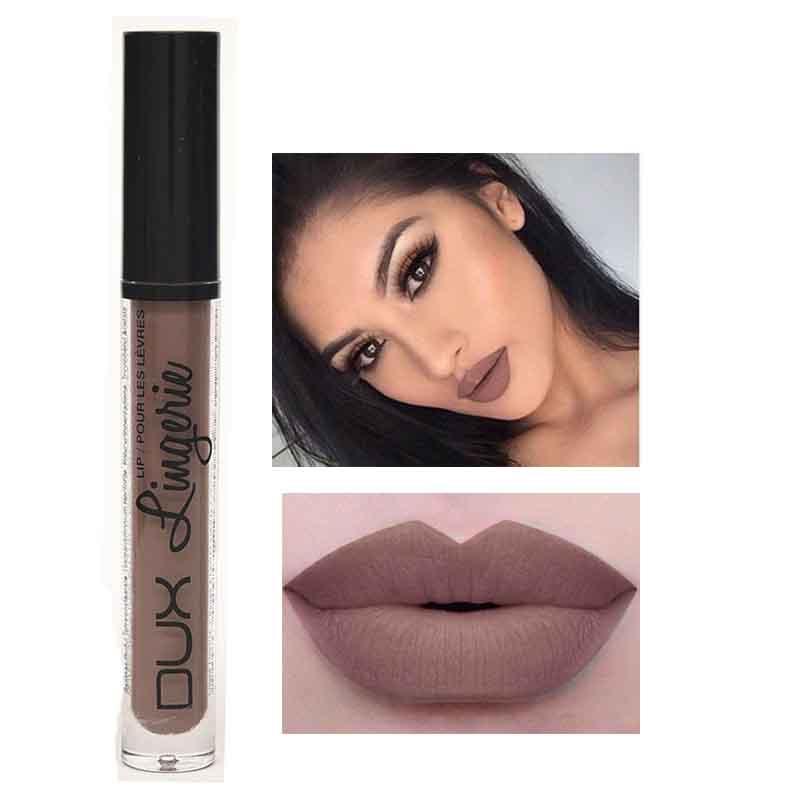 New-Brand-Makeup-Lipstick-Matte-Lipstick-Brown-Nude-Chocolate-Color-Liquid-Lipstick-Lip-Gloss-Matte-Batom[2]