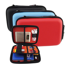 EVA WD My Passport For Sony HDD Carry Bag Case 2.5 inch Fundas Disco Duro 2.5 Externo Waterproof Hard Drive Case Disco Bag