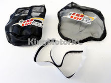Pull Start & Air Filter Outer Ware Set (black) Fits King Motor HPI Baja 5b Rovan free shipping