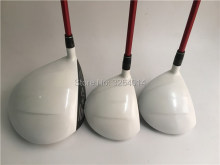 VickyG Golf Clubs 3PCS AERO Wood Set AERO Golf Driver + Fairway Woods R/S/SR/X Flex Graphite Shaft With Head Cover(China)