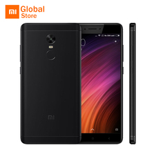 Global Version Xiaomi Redmi Note 4 Prime 4GB 64GB International Edition Snapdragon 625 Octa Core Mobile Phone 4100mAh CE