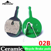 Buy Bicycle Ceramics Disc Brake Pads Line pulling Disc Brake AVID BB5, Giant, Merida Bike, Promax Bike Disc Brake Pads Parts for $3.99 in AliExpress store