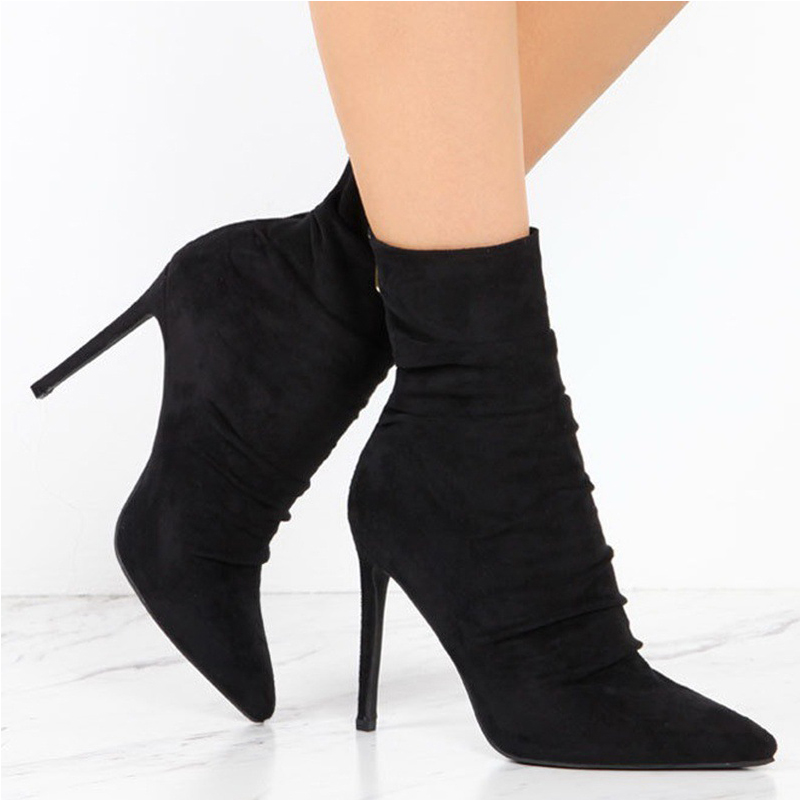 Detail Feedback Questions about TINGHON Sexy Pointed Toe High Heel ... 9cce94c47ddc