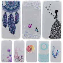 Soft TPU Patterns Case For Capa Sony Xperia E5 XA XZ X Compact Performance case For Funda Skin Gel Soft Cover Cell Phone Case