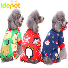 Buy Christmas Pet Dog Clothes Winter Warm Costume Clothes Dogs Puppy Chihuahua Clothing Small Animals Pet Product 9Z35 for $6.99 in AliExpress store