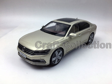 * Silver 1:18 Volkswagen VW Phideon 2016 Diecast Model Car Metal Sedan Modell Autos Festival Gifts Mini Vehicle