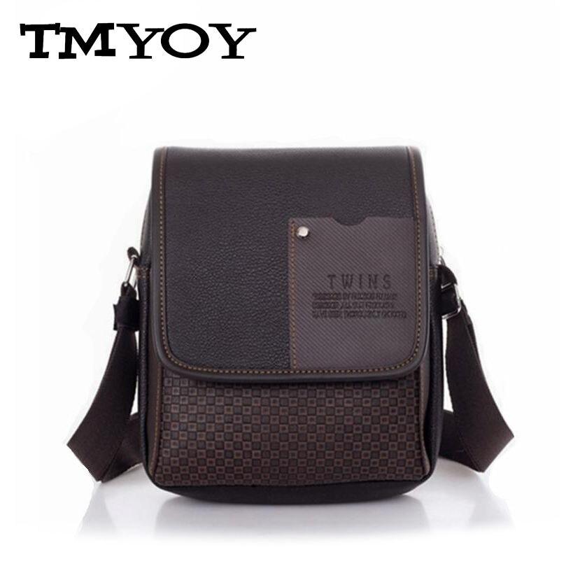 TMYOY 2017 New Pu Leather Men Messenger Bag Briefcase shoulder crossbody handbag business bag casual mens travel bag DB4834<br><br>Aliexpress