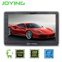 "8""Joying Android 6.0 2GB Ram Taper Recorder Media Player Car Radio Stereo HD 2 Din For Toyota Universal Head Unit GPS Navigation(China)"
