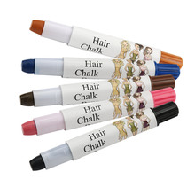 2017 new arrival Joyous One-time Wax Cover Hair Highlights Gradient Pen Cover White Hair Pen Multicolor choose Beauty tools Hot(China)