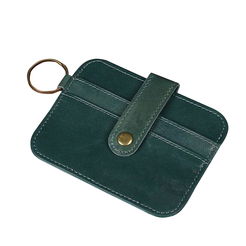 Vintage Cards Package Womens Cover Bag Wallet Retro Genuine Leather Credit Card Holder Mens Leather Slim Bank Card Case Bags<br><br>Aliexpress