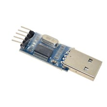 Free Shipping PL2303HX module Download line on STC microcontroller USB to TTL Programming unit In the nine upgrade(China)