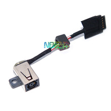 NEW LAPTOP DC POWER JACK PORT WITH CABLE FOR Dell XPS 13 9343 00P7G3