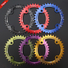2016 New crankset chainring for Shimano deore mtb crankset mtb narrow wide crankset single speed bicycle accessories