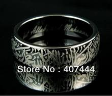 "Free Shipping Buy Cheap Price Discount Jewel USA HOT Selling 8MM Men&Womens Black Dome ""shahada"" ring Tungsten Wedding Rings"