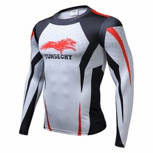 Cycling original design brand men riding jacket long sleeve T-shirt men's martin boutique T-shirt size xs-4xl