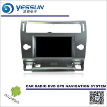 Car Android Navigation System For Citroen C4 Pallas 2004~2010 - Radio Stereo CD DVD Player GPS Navi BT HD Screen Multimedia