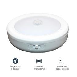 Настенная сенсорная лампа с датчиком движения, для шкафа и коридора