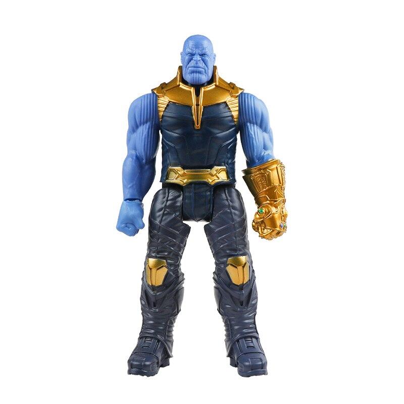 30cm  Marvel Avengers SuperHero & Villian Action Figure Toy 37