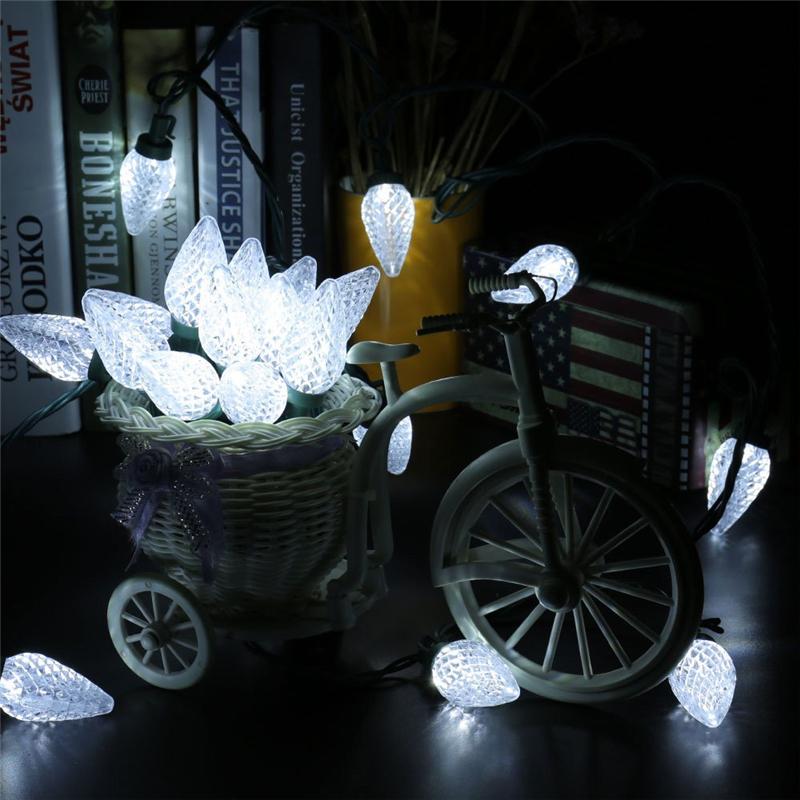 25 LED 16ft Fairy Decorative String Lights (17)