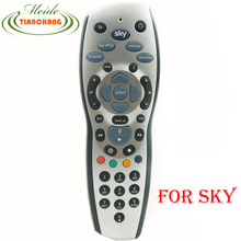 (4 Pcs/ lot) Wholesale Hot selling Free shipping UK universal Rev V9 For SKY HD Remote control mandos garaje universal