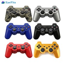 EastVita Wireless Bluetooth Gamepad For PS3 Controller Playstation 3 dualshock game Joystick play station 3 console PS3(China)