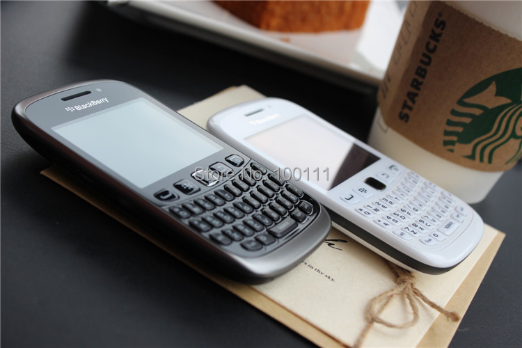 unlocked original blackberry 9320 cell phone QWERTY Keyboard WIFI 2.4 inch 3.2MP camera refurbished good quality ,Free shipping(Hong Kong)