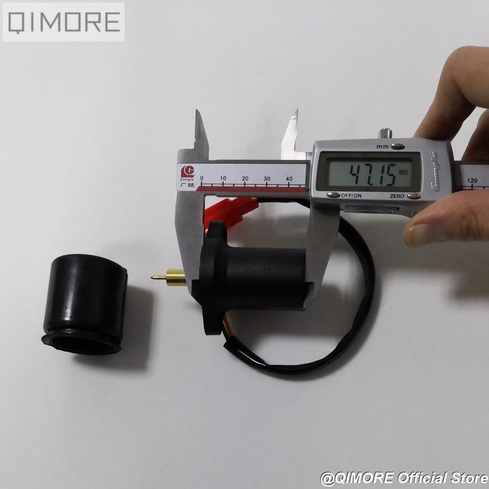 JOG90 Choke valve 8