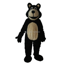 2017 new Martha bear mascot suit dress up funny animal halloween christmas bear mascot adult size free shipping