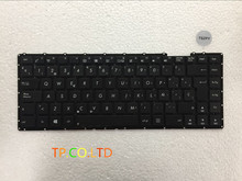 SP Spanish Laptop Replacement Keyboard for ASUS X451X451CA X451MA BLACK Cuaderno de teclado Repair Computer Notebook Keyboards
