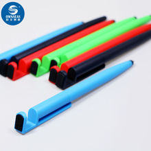 500 pcs/lot Simple Design stylus ball pen for capacitive tablet 2 in 1