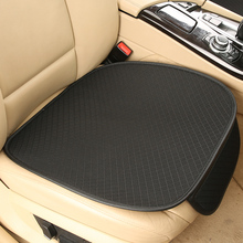 Universal Car Seat Cover Set Black office cover auto seat cushions car interior Accessories