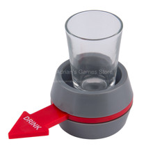 Spin the shot Hot Drinking Games Over The World Bingo Promotion toy Night club party games - Wine games(China)