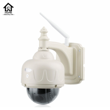 Local Shipping HD 720P IP Camera Wifi H.264 Wireless CCTV Security Camera IR LED Waterproof 4XZOOM IR-CUT PTZ CE Certificate