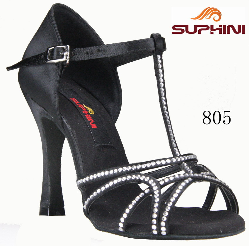 Free Shipping New Designed Dance Shoes Heel 10cm Compition Latin Dance Shoes<br><br>Aliexpress